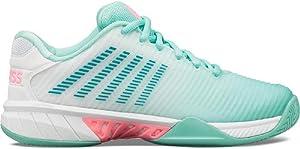 K-Swiss Women's Hypercourt Express 2 Tennis Shoe
