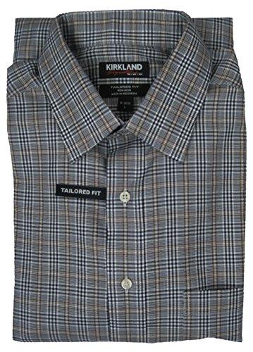 dress shirts tailored fit - 1