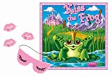 Beistle 66670 Kiss the Frog Party Game, 17-1/2-Inch by 19-1/2-Inch