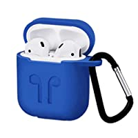 Waterproof Silicone Case for Airpods Protective Sleeve for Airpods Silicone Wireless Earphone Case Cover Koalcom