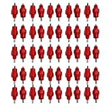 50pcs Automatic Chicken Water Feeder Poultry Nipple Drinker Feeding Water Supplies