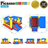 PicassoTiles [Upgrade Version] KC102 12x10 Foot