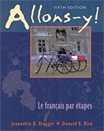 Allons-y!: Le Français par étapes (with Audio CD)