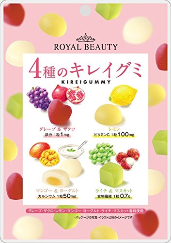 RYOAL BEAUTY 4 kinds Kireigumi 80g X 10 bags of by ROYAL BEAUTY (Royal Beauty)