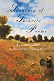A Little Treasury of Favorite Poems, Rh Value Publishing Staff, 0517262983