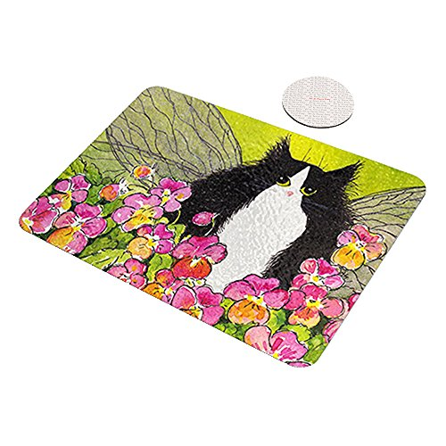 tuxedo-maine-coon-kitty-fairy-with-pansies-cat-art-by-denise-every-space-case-by-new-vibe-glass-chee