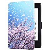 Huasiru Painting Case for Kindle Paperwhite, Lamei - fits All Paperwhite Generations Prior to 2018 (Will not fit All-New Paperwhite 10th Generation)