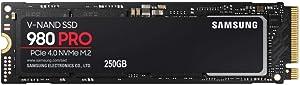980 PRO 250GB
