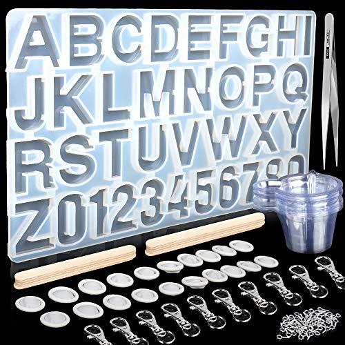 epoxy resin keychain - 5