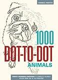 1000 Dot-To-Dot: Animals, Thomas Pavitte, 1626860858