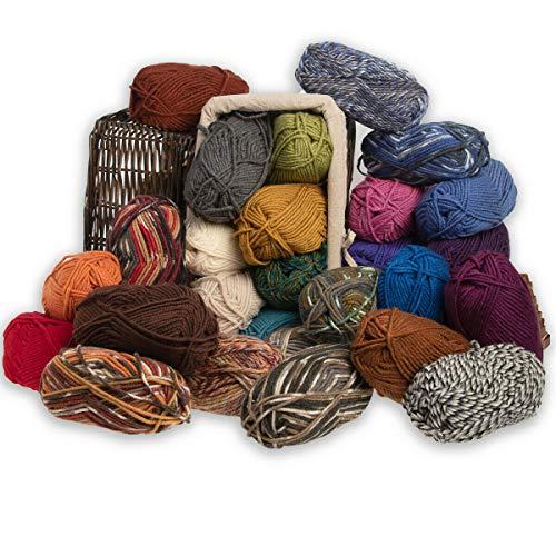 Wool Yarn Avocado - New 3pk Lion Brand Woolspun Acrylic & Wool Yarn Bulky #5 Knit Crocheting Skeins Soft Color Avocado