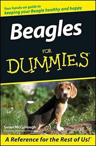 Beagles For Dummies (For Dummies Series)