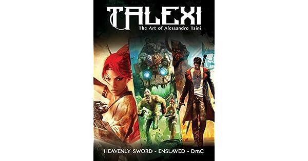Amazon.com: Talexi - The Concept Art of Alessandro Taini ...