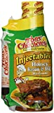 Tony Chachere Injectable Marinades with Injector, Honey Bacon BBQ, 3 Count