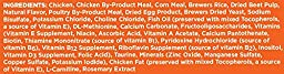 IAMS PROACTIVE HEALTH Adult Original Chicken Recipe Dry Cat Food 17.4 Pounds