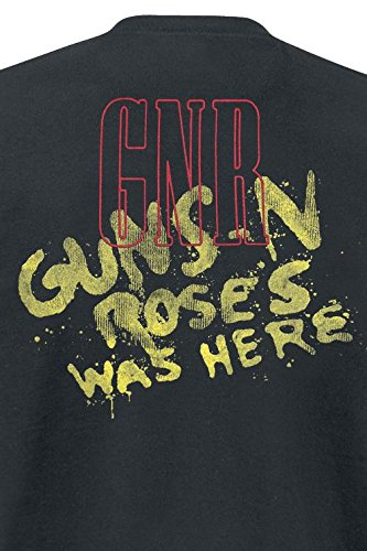 Guns N' Roses Bullet Blood Camiseta Negro Negro