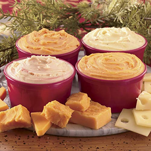 Wisconsin Cheddar Spreads Gift Assortment from The Swiss Colony