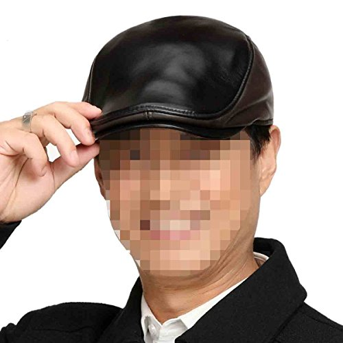 De Black1 Vendedor Driver Hat Zhmiao Cap Plana Sombrero Ivy Periódicos Winter Flat Gatsby Gorra Hombre aggqx5wt6
