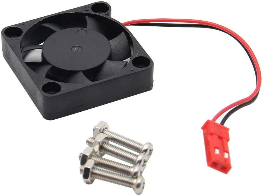 Yangxz Arduino Compatible, Mini Ventilador de enfriamiento Activo ...