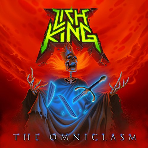 Lich King-The Omniclasm-CD-FLAC-2017-FLACME Download