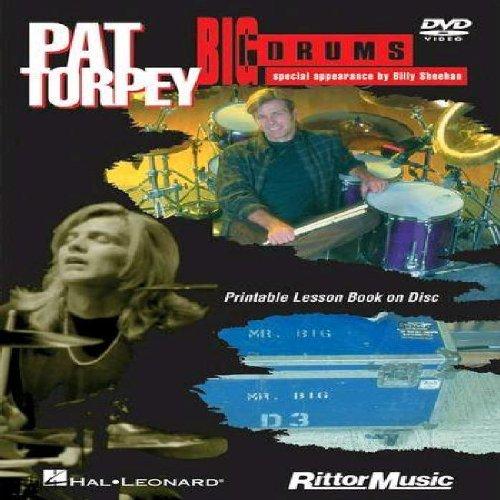 Pat Torpey - Big Drums Dvd (Rittor)