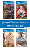img - for Harlequin Western Romance May 2017 Box Set: The Cowboy Upstairs\Made for the Rancher\The Rancher's Baby Proposal\The Cowboy's Accidental Baby book / textbook / text book