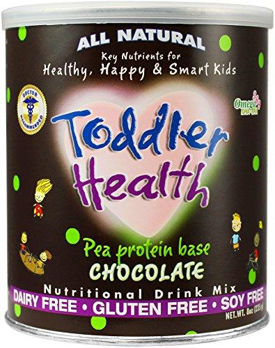 Mélange à boisson nutritionnelle bambin santé, pois chocolat, once 8,28
