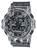 Casio G-Shock GA700SK-1A Watch - Clear/Grey