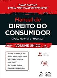Manual de Direito do Consumidor - Direito Material e Processual - Vol. Único