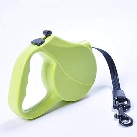 QYJpB Cinturón De Tracción Telescópico Automático para Mascotas ...