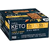 :ratio KETO friendly Lemon Almond Crunchy