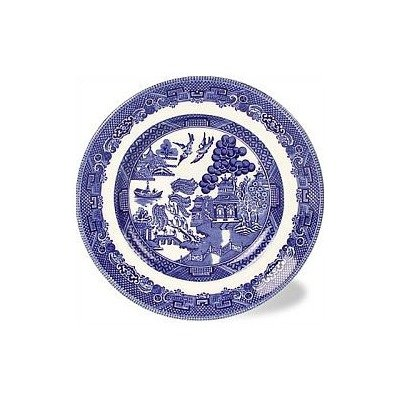 Willow Blue Dinner Plate [Set of 4]