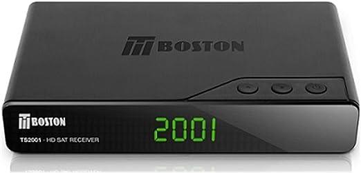Tboston TS-2001 - Receptor satélite de sobremesa (TS-2001 ...