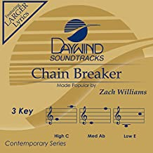 Amazon Com Zach Williams Chain Breaker Cds Amp Vinyl