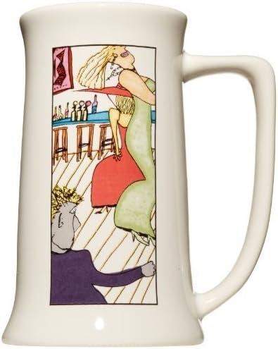 Coffee Mug Designed by Ron Howard, Bar Scene Rerun, 18 ounce ...