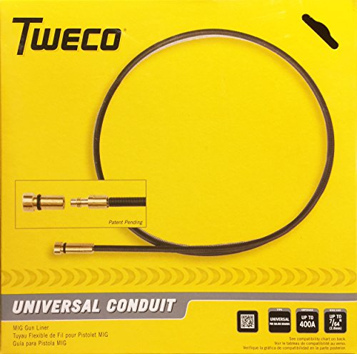 """Tweco 441615 15 Foot Universal Conduit Liner 1/16"""""""