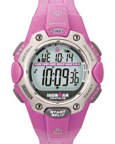 Timex Unisex T5J421 Ironman SHOCK 30-Lap Watch (Hands Free Indiglo Night Light)