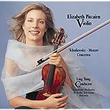 Elizabeth Pitcairn, Tchaikovsky Violin Concerto & Mozart Violin Concerto No. 5