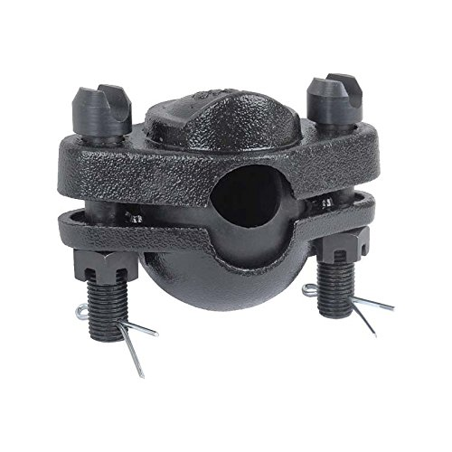 MACs Auto Parts 28-22447 Model A Ford Radius Rod Ball Cap Kit - Replacement Type - Cast Iron - 9 Pieces
