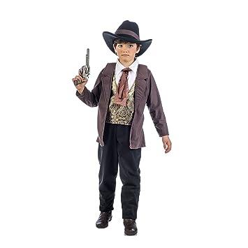 Limit Sport- Vaquero Cowboy, disfraz infantil, 5 (MI105 5): Amazon ...