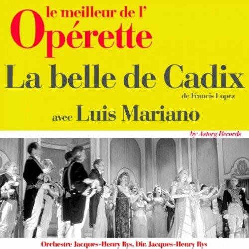 Amazon.com: Maria Luisa: Luis Mariano, Pierjac Orchestre