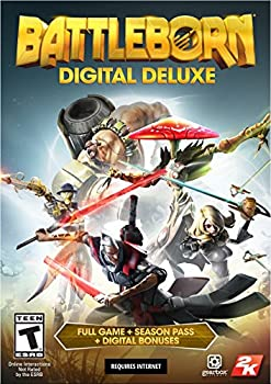Battleborn Digital Deluxe PS4 Digital Code