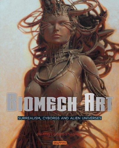 Biomech Art: Surrealism, Cyborgs and Alien - Alien Universe