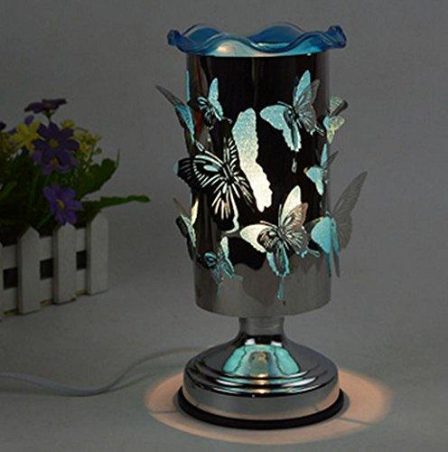 Glass Solar Lamp Shade - 8