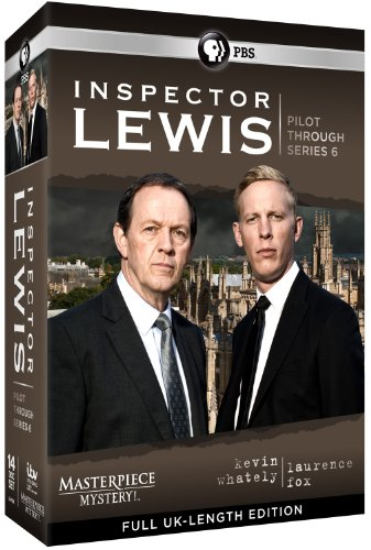 Masterpiece Mystery: Inspector Lewis - Pilot Through Series 6 (2013) by PBS Home Video