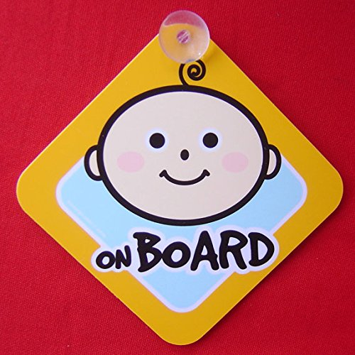 Baby on Board - 2 Pack - Large 6