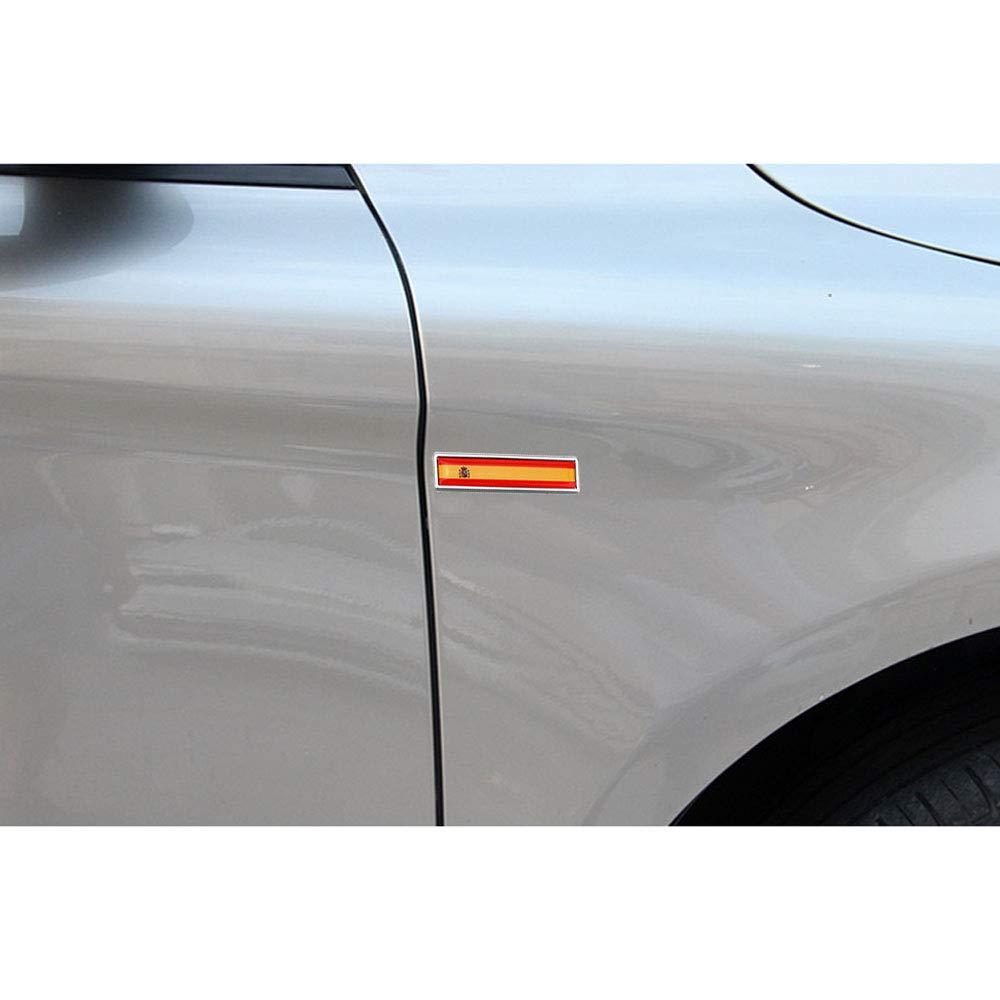 Numéro 1 Full Metal Noir 3D auto-adhésif voiture badge Home Emblème Autocollant