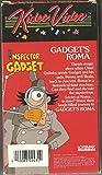 Inspector Gadget: Gadget's Roma Lorimar 1987