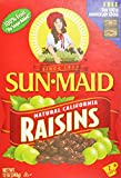 Sun Maid Natural California Raisins, 12-Ounce (Pack of 24)