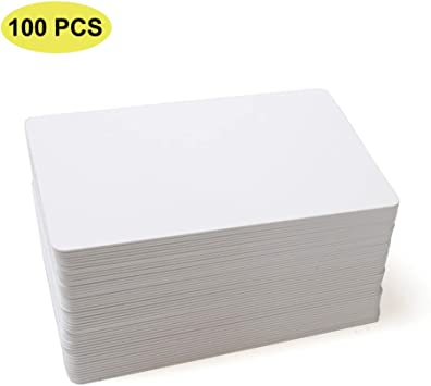 200pcs iso14443a 13.56mhz MIFARE Classic 1k blank plastic hotel key card
